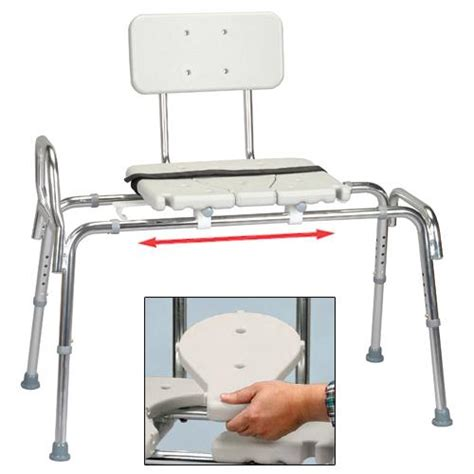 eagle health transfer bench bath safety equipment transfer benches eagle snap n