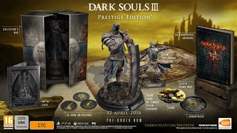 Souls 1 2 Limited Edtion Artbook souls 3 prestige edition sold out in uk apocalypse and collector s editions running low