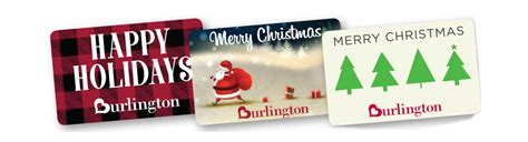 Burlington Gift Cards - pick the perfect present our 2017 holiday gift guide style for everyone