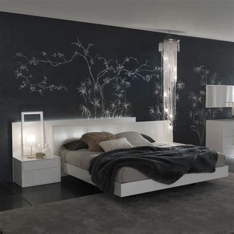 rossetto bedroom furniture nightfly white bed with nightstands dcg stores