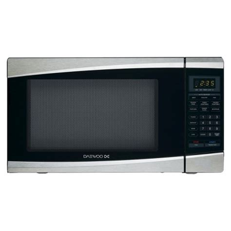 Countertop Microwave Ovens At Target by Daewoo 1 3 Cu Ft 1100 Watt Countertop Microwave Oven