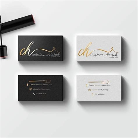 make up artist business card best 25 makeup artist business cards ideas on