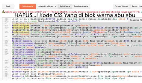 membuat blog fashion membuat artikel terkait dibawah postingan blog premium