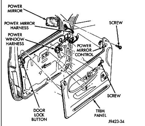 1997 dodge ram 1500 extended cab needs replacing inside door panel