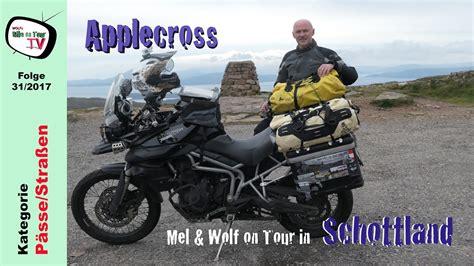 Motorrad Schottland by Applecross Schottland Mit Dem Motorrad