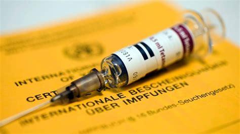 wann fieber nach impfung impfung was tun wenn der impfpass weg ist themen br de