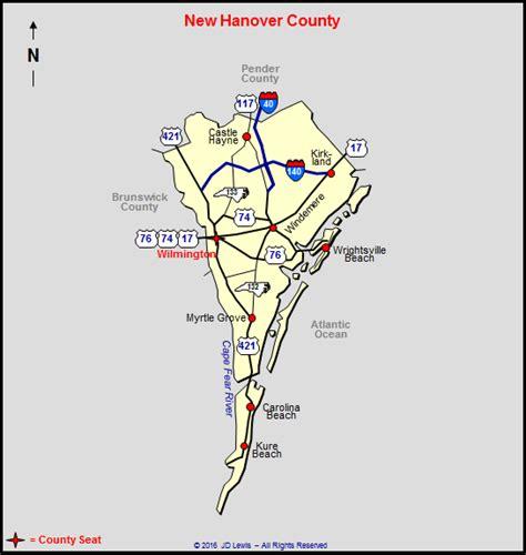 New Hanover Records Hanover County Nc Map Related Keywords Hanover County Nc Map Keywords