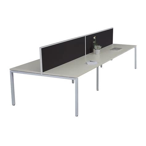 Office Desk Modular Modular 4 Way Desk Pod Office Furniture