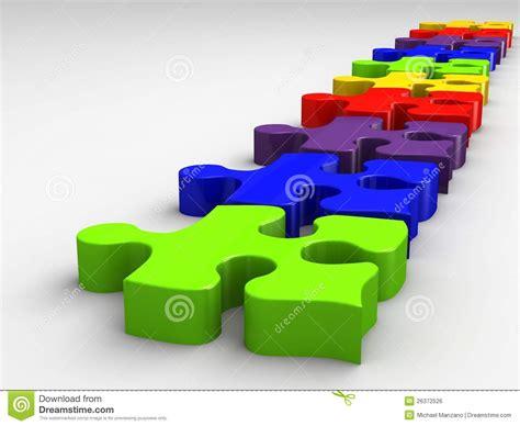 colorful puzzle pieces colorful puzzle pieces royalty free stock image image