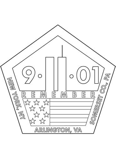 September 11 Coloring Pages 9 11 coloring pages for