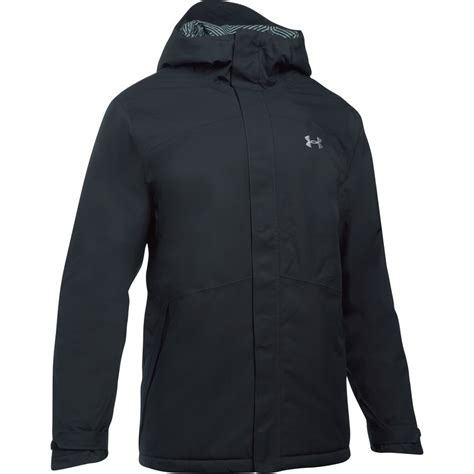 Armour Coldgear Jacket armour coldgear infrared powerline hooded insulated jacket s backcountry