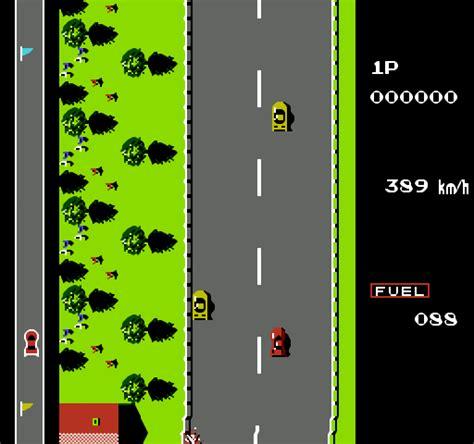 road fighter  game gamefabrique