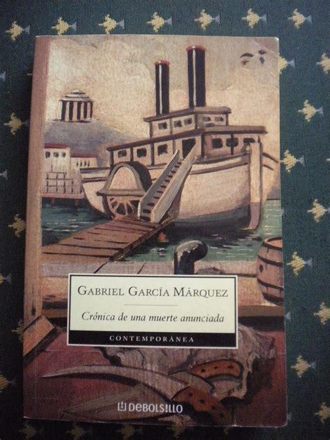 descargar pdf cronica de una muerte anunciada libro libro cr 243 nica de una muerte anunciada descargar gratis pdf
