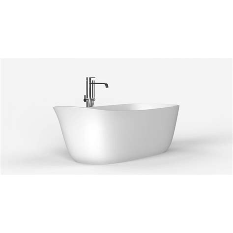 vasca da bagno ovale prezzi vasca da bagno ovale in cristalplant di modello dafne di