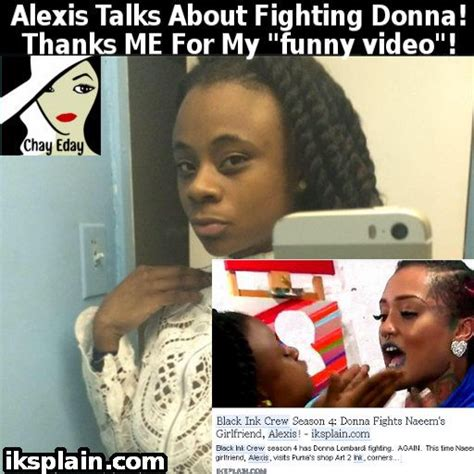 donna and kenya fight black ink black ink crew season 4 talks about the fight with donna s