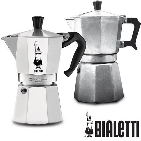 italian maker amazon com bialetti 10 piece ceramic pro hard anodized