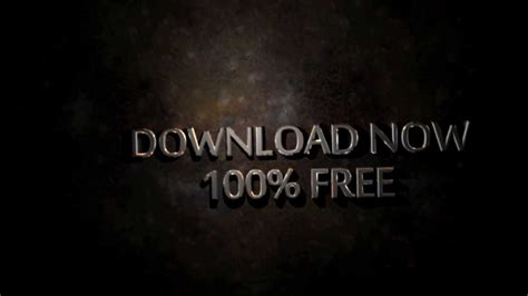 free hd 1080p after effects template textures www