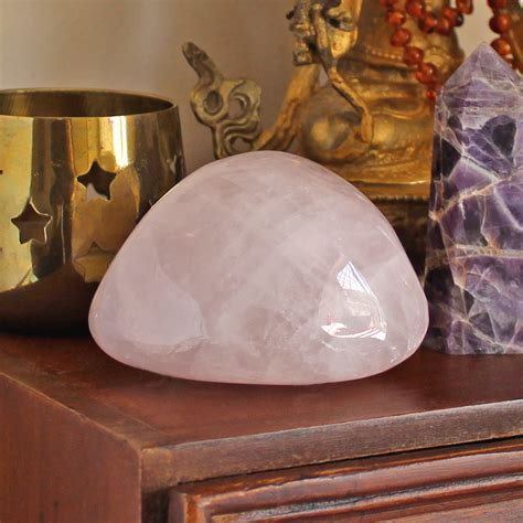 rose quartz l 7 crystals for depression feeling down ethan lazzerini
