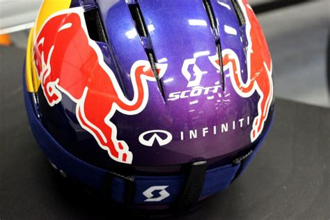 Helm Lackieren Red Bull by Scott Solace Addict Foil Cr1 Mit Red Bull