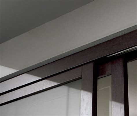 spazio porte porta scorrevole in legno e vetro satinato spazio