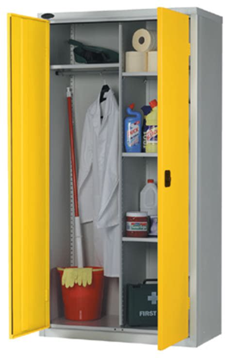 Cleaning Supplies Cabinet by Cleaners Cabinet