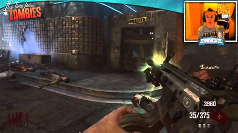 tutorial zombies black ops black ops 2 zombies nuketown round 39 bus depot round