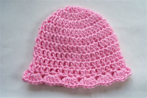 pattern for simple crochet hat pdf simple crochet baby hat pattern by 4pennygirl hats