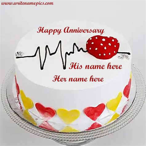 happy anniversary cake   edit