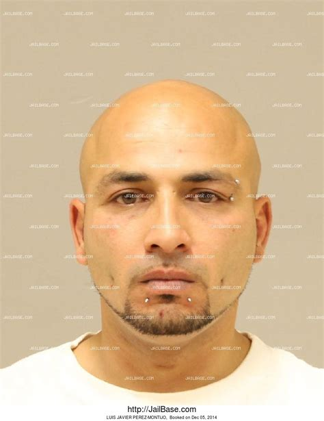 New Kent County Arrest Records Luis Javier Perez Montijo Arrest History