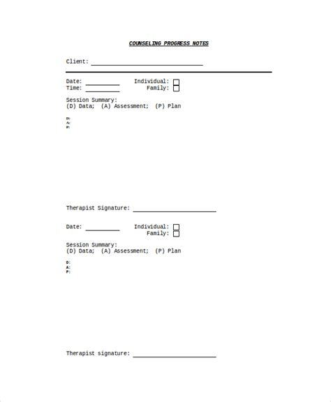 clinical progress notes template laperlita cozumel
