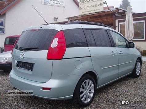 2006 mazda 5 combination mzr 2 0 exclusive 7 seater car