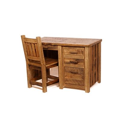 reclaimed wood office furniture colorado reclaimed wood student desk