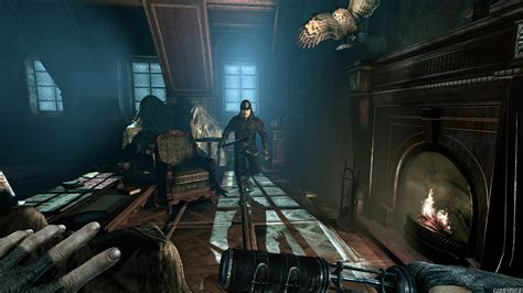 thief game thief attempts a new kind of controller feedback on ps4