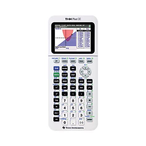 ti 84 color graphing calculator instruments ti 84 plus ce color graphing calculator
