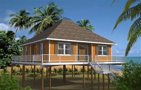 island house plans on pilings home design and style