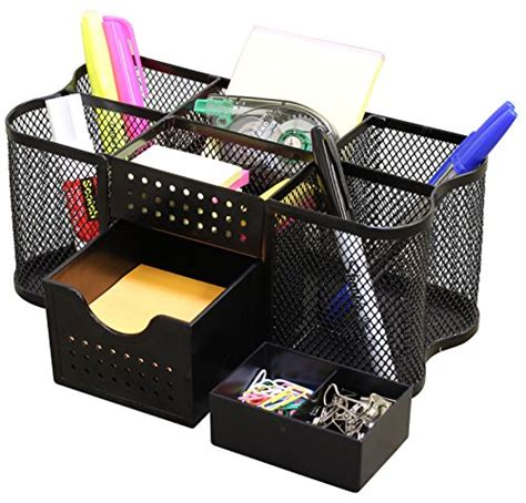Desk Supply Organizer Decobros Desk Supplies Organizer Caddy 714838785755 Toolfanatic
