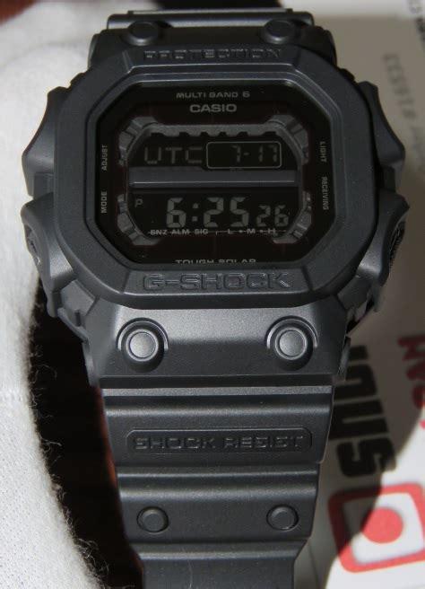 Casio G Shock Gx 56bb King Kong 100 Original g shock the king gxw 56bb 1jf stealth black series with multiband 6 ebay