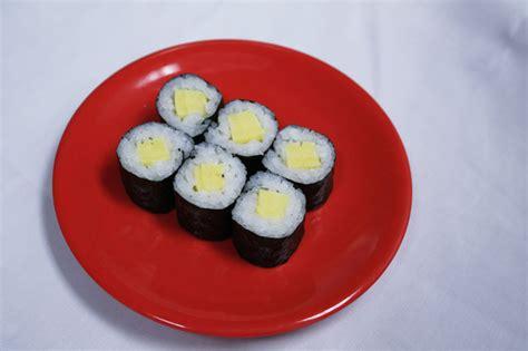 Sushi Tamago Roll Tamago Roll Sushi Kyo Sushi Kyo