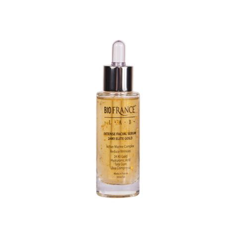 Serum Bio Gold 24kt gold serum 30 mil bio lab