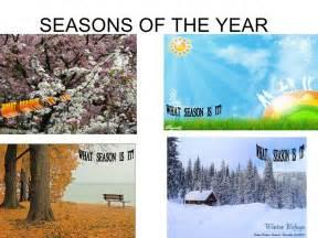 season for seasons of the year