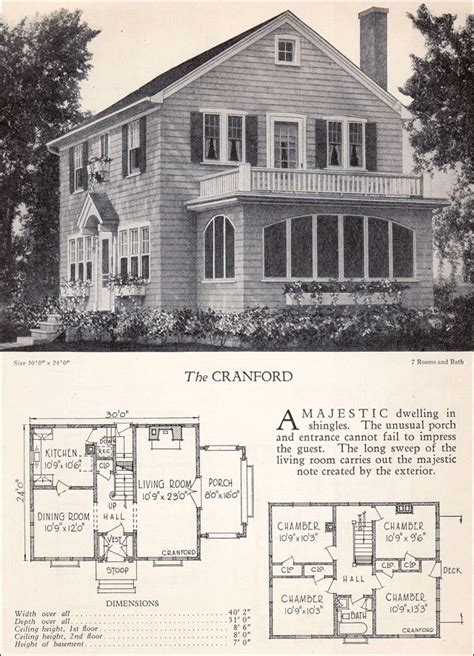 colonial revival house plans 1928 colonial revival with second porch for the