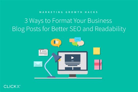 is better for seo 3 ways to format your business posts for better seo