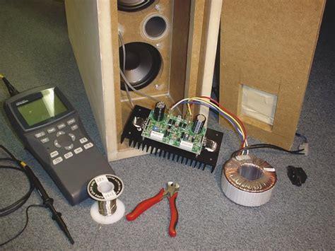 velleman discrete power amplifier  kit