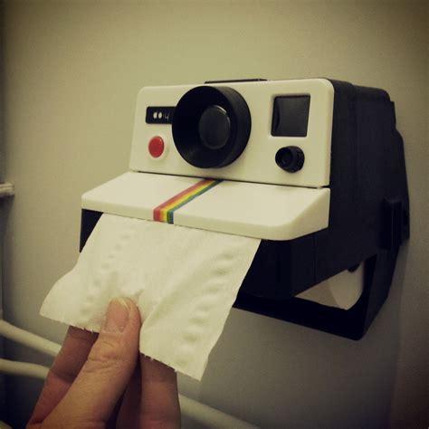 Bathroom Cams by Polaroid Toilet Paper Dispenser Stuff You Should