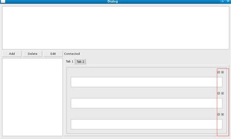 layout canvas python python issue with scrollarea in pyqt stack overflow
