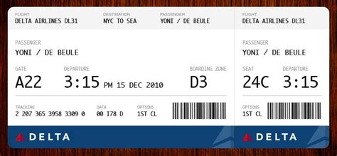 boarding pass everything is design the design of the boarding pass