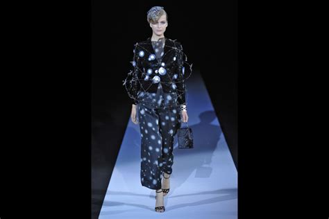 space themed clothing kaleidoscope view giorgio armani s space themed spring