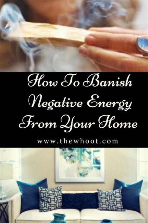 how to remove negative energy remove negative energy from your home video tutorial