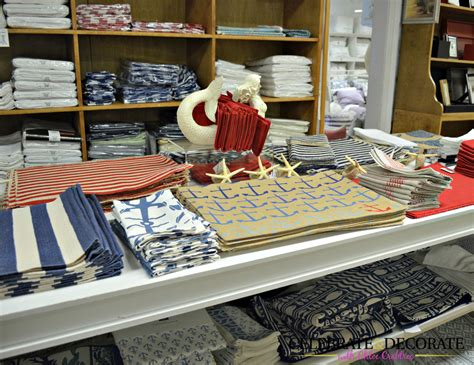 shopping in the htons for coastal and nautical home