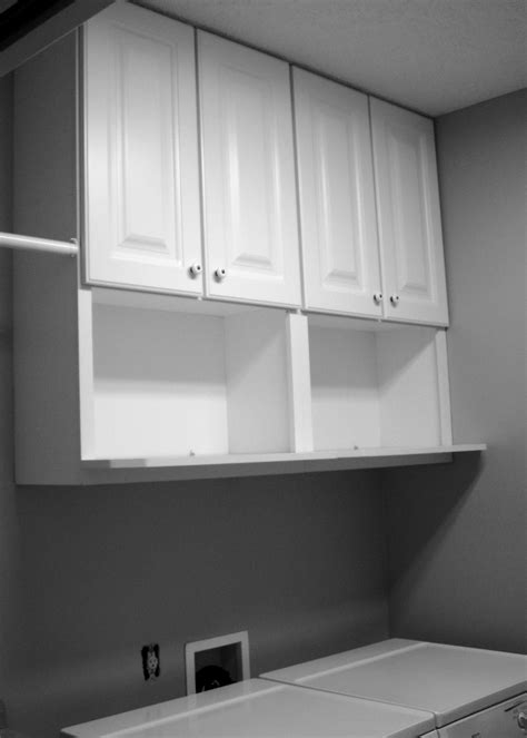Wall Cabinets For Laundry Room White Wall Cabinets For Laundry Room At Home Design Ideas